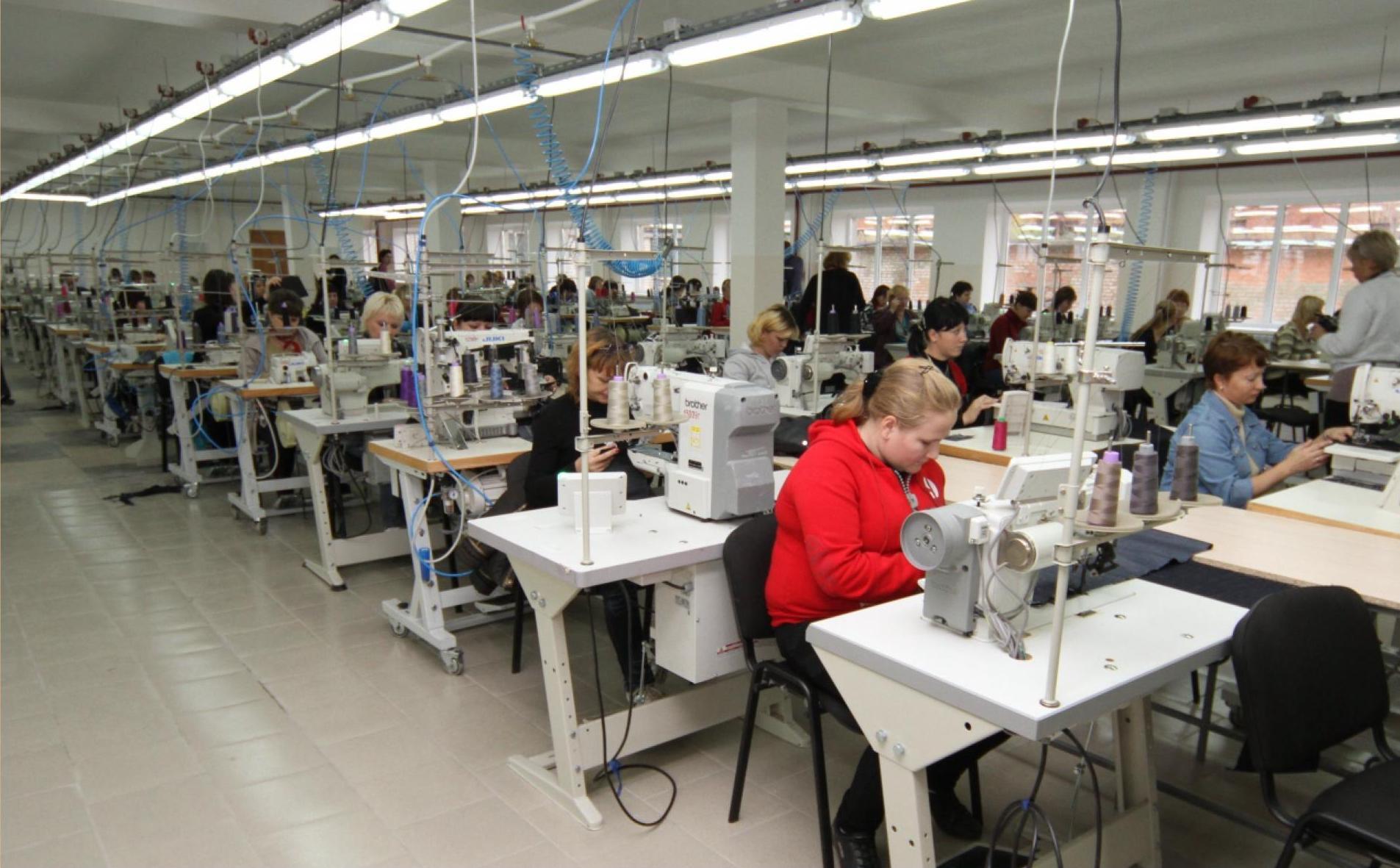 Швейная фабрика платьев москва